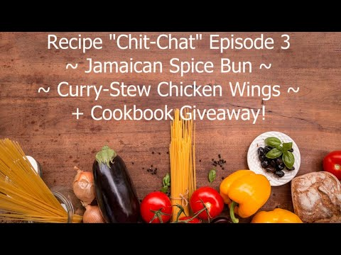 Recipe Chit-Chat Episode 3 | CaribbeanPot.com