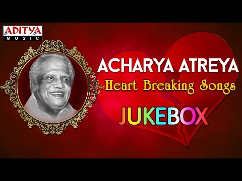 Acharya Atreya Heart Breaking Songs || Jukebox