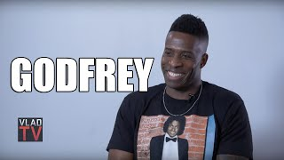 Godfrey on Fredo Bang Only Liking Light Skinned Black Girls: It's Self-Hatred (Part 7)