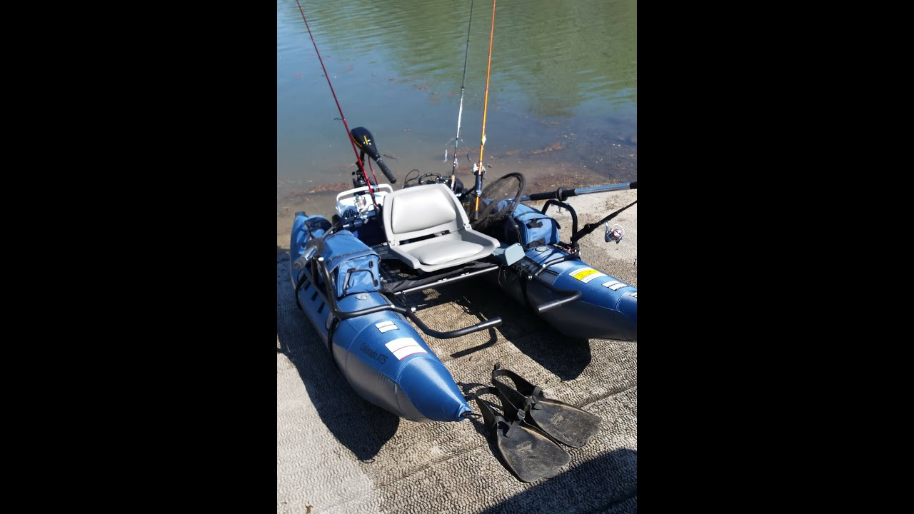 Best Fly Fishing Pontoon Boats | Fly Fishing Atlas