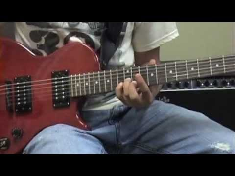 hillsong rise rhythm electric guitar lesson youtube. Black Bedroom Furniture Sets. Home Design Ideas