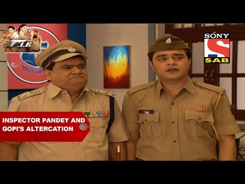 Inspector Pandey and Gopi