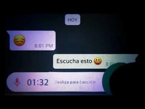 SONR�E | �Te sientes triste Este audio de WhatsApp es para ti