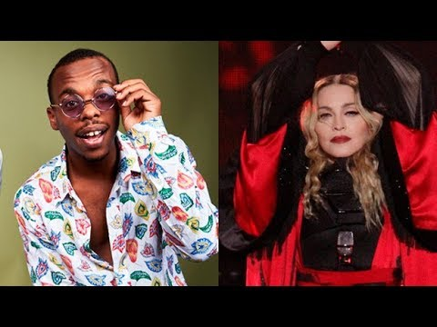 Madonna's Dancer Lil Buck 'Bumped Heads' With Her Before She ...