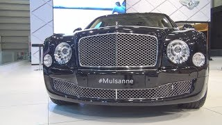 Bentley Birkin Mulsanne 2015 Videos