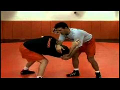 Wrestling Instructional DVD: John Smith