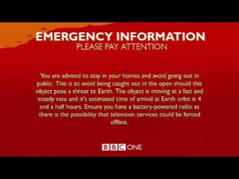 Download Emergency Alert System (UK) - 2000s BBC Alert: That's No Moon...