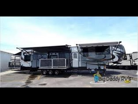 Cyclone 4200 Side Patio Get Yours Today At Big Daddy Rvs Youtube