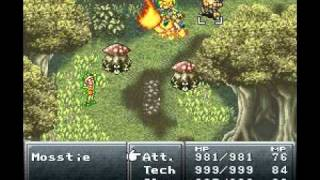 Chrono Trigger - All Double and Triple Techs