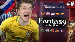 FANTASY COLLECTION! WORLD CUP 2018 #6