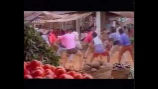 Coolie The Real Baazigar   Chiranjeevi   Zindagi ko Jhelta Hain Jo   Funny Song HQ