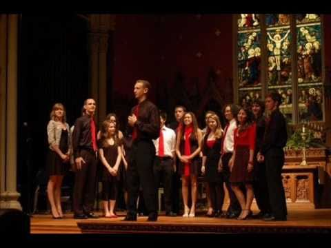 MIXED COMPANY - Best I Ever Had - Vertical Horizon - College Acapella Stanford