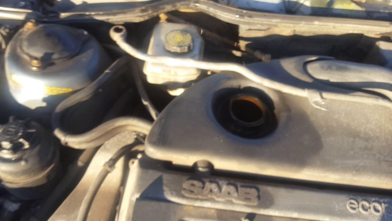 Контрактный двигатель Saab (Сааб) 2.0 B205E | Где купить? | Тест мотора