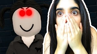 REACTING TO HORROR ROBLOX STORIES!