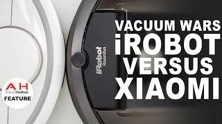 видео Xiaomi Mi Robot Vacuum Cleaner