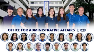 Office for Administrative Affairs 2020