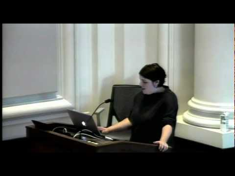 Speaker Series - Alison Gass, Curator of Contemporary Art at the Eli and Edyth Broad Art Museum