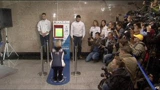 Moscow metro launches
