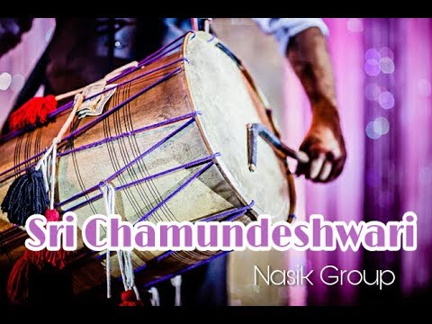 Nasik Dhol   Sri Chamundeshwari Nasik Group Yedthady 8748022361   Ganeshotsava Goliangadi