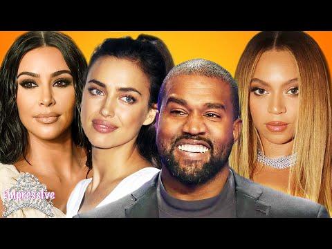 Kanye West is OVER Kim Kardashian! He's dating model Irina Shayk | Beyonce has f
