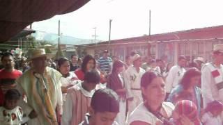 PEREGRINACIÓN DE INDIOS EN SAN GABRIEL JALISCO