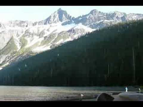 Flying the Edge of America: Avalanche Lake