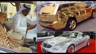 Repeat youtube video DUBÁI Ciudad de Los Mas ricos del mundo y Excentricidades  lujo,  Jeques Asquerosamente ricos 2 prte