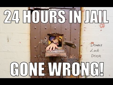 Thumbnail: 24 HOURS IN JAIL CHALLENGE GONE WRONG!!!