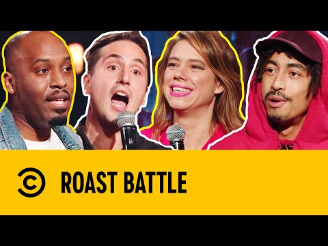 'I've Been Using His Toothbrush As A Vibrator'   Roast Battle