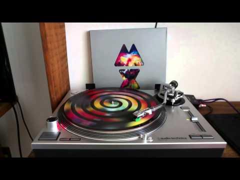 Coldplay - Paradise (Vinyl)
