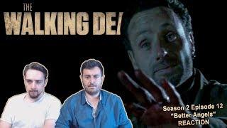 The Walking Dead Season 2 Episode 12 Reaction