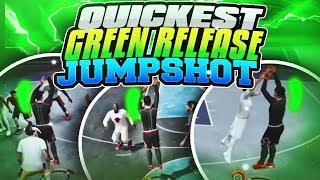 *NEW* BEST JUMPSHOT ON NBA 2K19 AFTER ALL PATCHES!! AUTOMATIC GREEN LIGHTS FROM HALFCOURT!!!