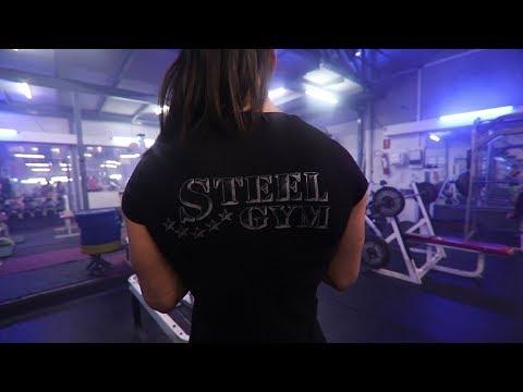 Steel Gym Pocitos (presenta Marta Aguiar)