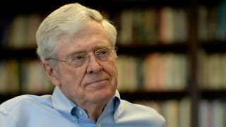 Charles Koch Agrees with Bernie Sanders About Something?!?!