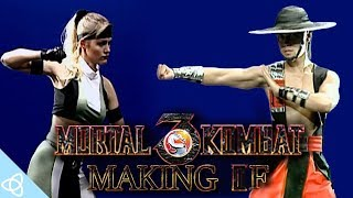 Making of - Mortal Kombat 3 (high quality) [MK3 Into The Outworld - Behind the Scenes]