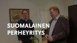 Radio-ohjelmat: Suomalainen perheyritys