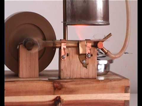 digitale einzylinder dampfmaschine youtube. Black Bedroom Furniture Sets. Home Design Ideas