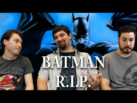 BATMAN R.I.P. | Back Issues