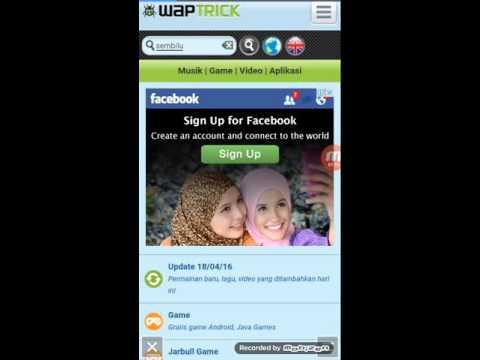 Cara download aplikasi/mp3