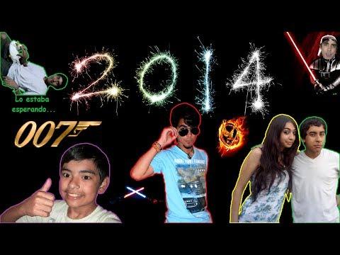 Año Nuevo, Explosiones, Películas, Humor y... ¡¿Una Chica?! D:   Mis Primos Y Yo Locos