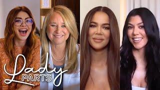 Khloé and Kourtney Kardashian Talk About Family Planning | 'Lady Parts'