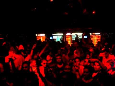 Marc T (aka Mr T) at TRAXX Nightclub (Durban, South Africa) -April 2008