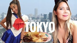 Exploring Tokyo (TRAVEL JAPAN)