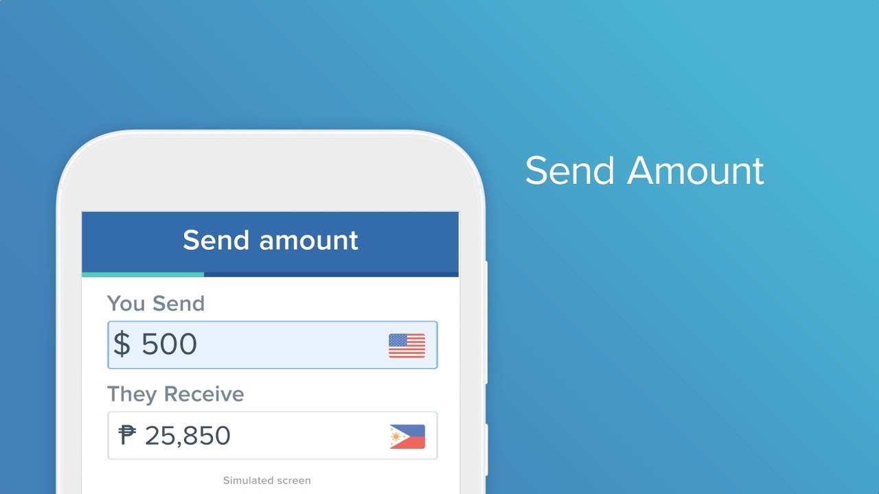 Send or Transfer Money to the Philippines from the United States