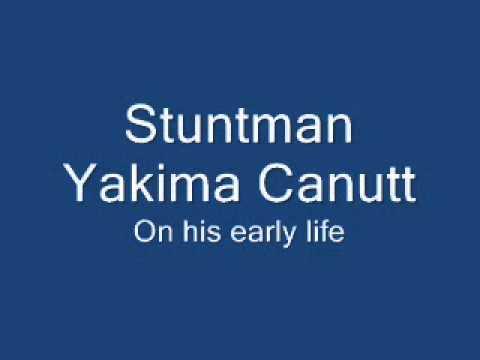 Yakima Canutt - Legendary Stuntman