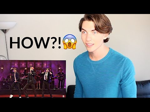 Singer Reacts to BTS: Boy with Luv (Live) - SNL (K-Pop reaction)