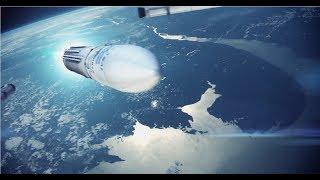 Lanzamiento de satelite argentino ARSAT-1 en 2014