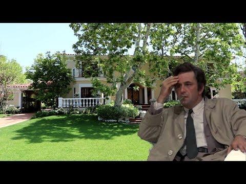 #644 Columbo : PETER FALK House & Grave Site - Daze With Jordan The Lion (5/12/2018)