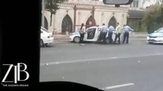 Полицейский ударил девушку в живот в Шымкенте  По этому факту в ДВД ЮКО ведется проверка.