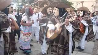 "Huehuentones de Huautla de Jimenez. ""Chajma Yakohan"""